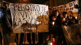 """El registro de violadores bonaerense podrá ser consultado por instituciones """"que tengan un interés legítimo"""""""