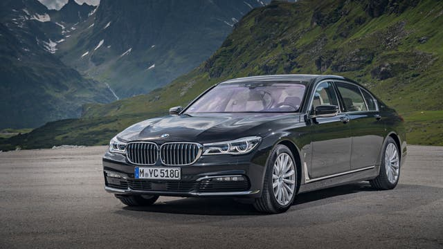 BMW Serie 7 Generación VI