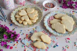 Celebrá el Día del Niño con estas cookies de manteca