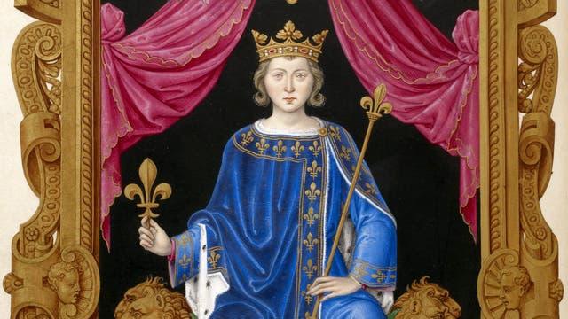 El Rey Felipe IV