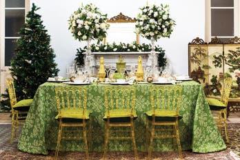 Consejos de experto para armar la mesa de las Fiestas