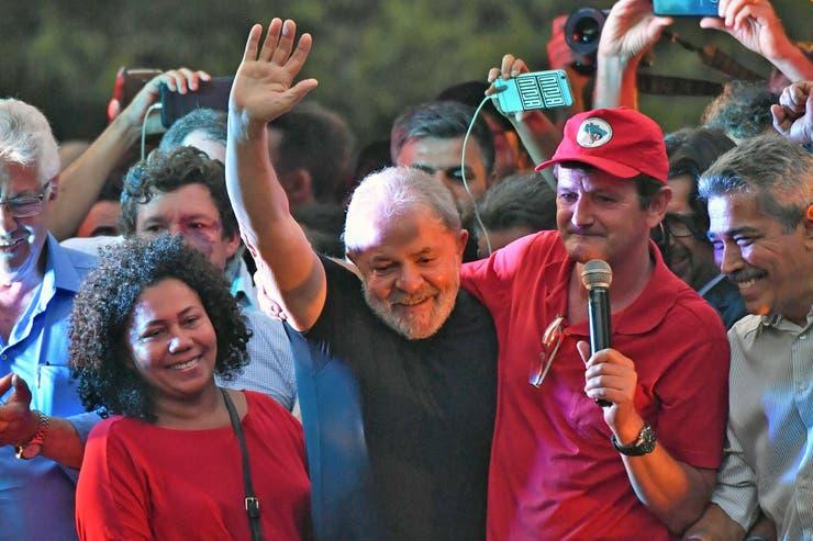 Lula fue encontrado culpable de corrupción pasiva y lavado de dinero