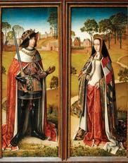 """Grandes pasiones: la historia de Juana """"la loca y Felipe """"el hermoso"""""""