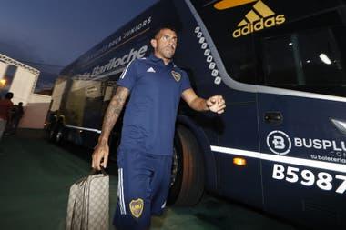 A los 36 años, Tevez apunta a continuar su tercer ciclo en Boca