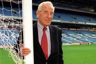 Bert Trautmann y sus recuerdos en la cancha de Manchester City
