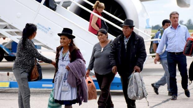 Una amenaza de bomba causó pánico en un vuelo de Aerolíneas