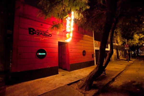 Si querés conocer un lugar diferente y con mucha personalidad no te pierdas este bar de Palermo. Foto: OHLALÁ! /Matias Aimar