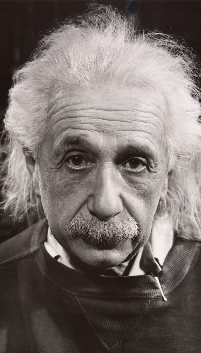 Albert Einstein. 1947