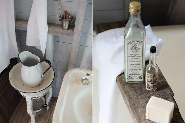 Bachas Para Baño En El Tigre: bacha se compró en una casa de antigüedades en Tigre y a grifería