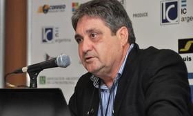 Mario Bragachini, experto del INTA Manfredi