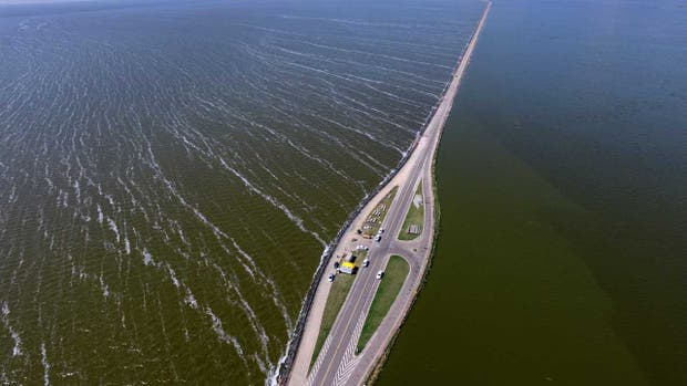 La laguna ocupa hoy 45.000 hectáreas
