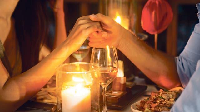 No cualquier restaurante es apto cita: debe tener un cierto clima, ambiente y música