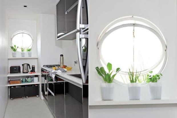 Ideas para ambientar una cocina de pocos metros - Living - ESPACIO ...