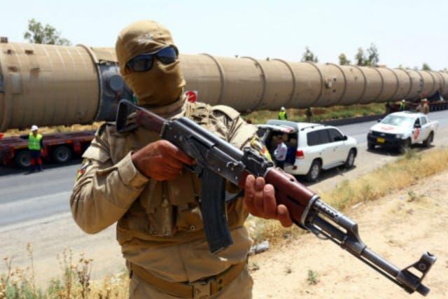 Estado Islámico ha capturado infraestructura petrolera en Irak, pero en las últimas semanas ha perdido el control de varios de estos activos
