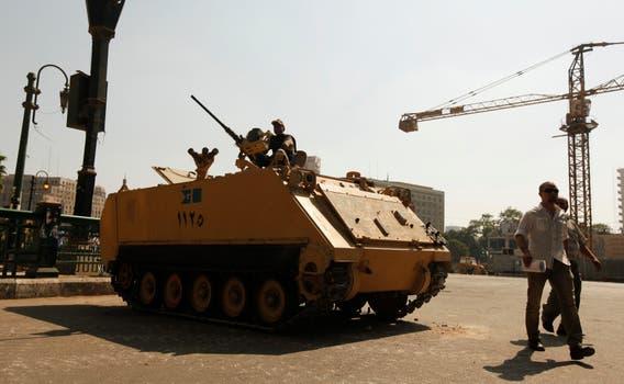 Graves daños y robos en los museos egipcios por la ola de violencia. Foto: Reuters