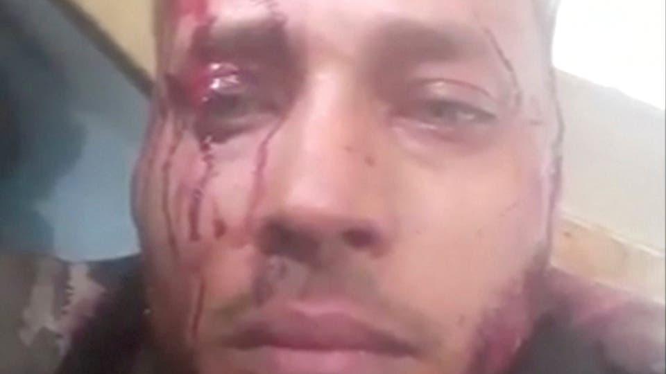 Ayer, en un operativo de la policía chavista, el grupo de Pérez fue acorralado
