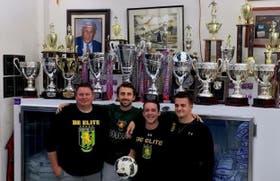 Christos FC ha logrado un gran número de trofeos desde su fundación hace 20 años
