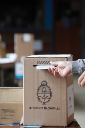 Poco más de 30 millones de personas están habilitadas para votar