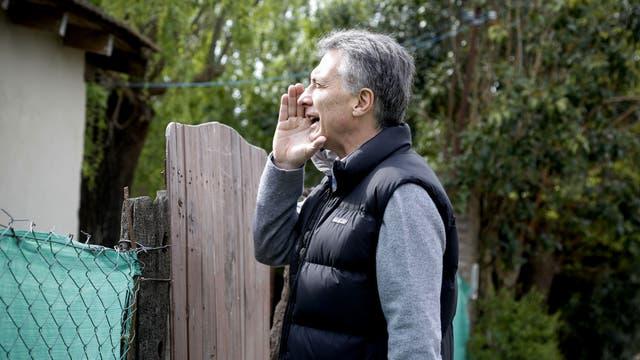 Macri lanzará la campaña electoral con un gran timbreo nacional en todas las provincias