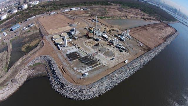 Se pusieron en marcha las obras para el saneamiento de la cuenca Matanza-Riachuelo.