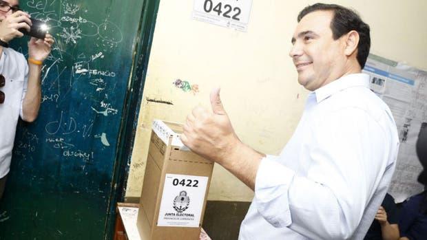 Gustavo Valdés, candidato de Cambiemos en Corrientes