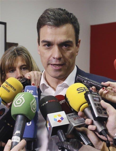 Sánchez, líder del socialismo español