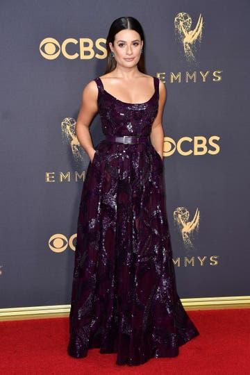 Lea Michele. Foto: AFP