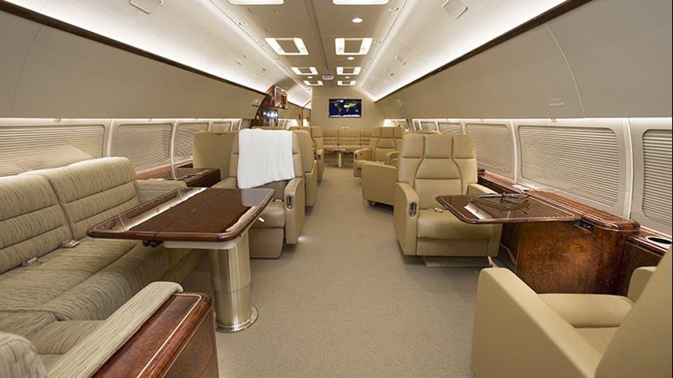 Así es el avión que el gobierno quiere comprar para reemplazar al Tango 01. Foto: Freestream Aircraft