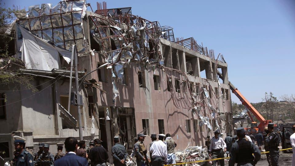 Atentado en Kabul: explotó una bomba durante Ramadán y hay al menos 80 muertos. Foto: AP