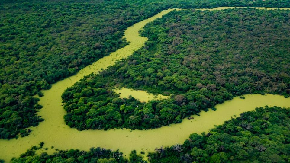 Peña estuvo en la región para inaugurar nuevo parque nacional