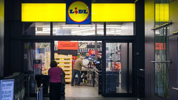 El supermercado donde trabajaba Jean