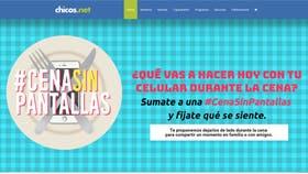 #CenaSinPantallas, la propuesta de Chicos.net