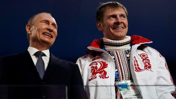 El COI le retiró a Rusia otras dos medallas por dopaje