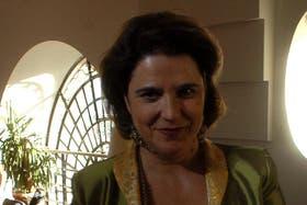 La periodista española Pilar Rahola se especializó en cubrir conflictos bélicos