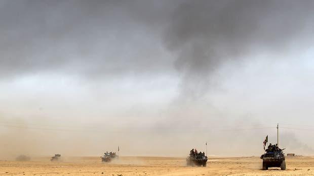 Tropas iraquíes continúan su avance en Mosul