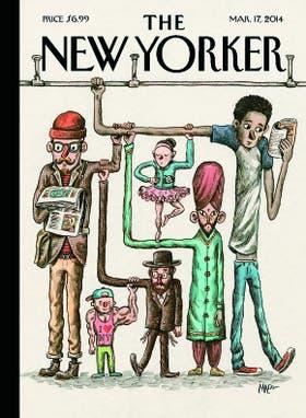 Orgullo: la tapa que ilustró el dibujante argentino Liniers en marzo pasado
