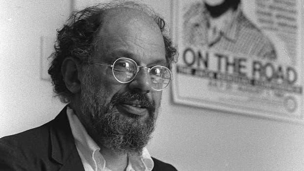 Allen Ginsberg en 1982