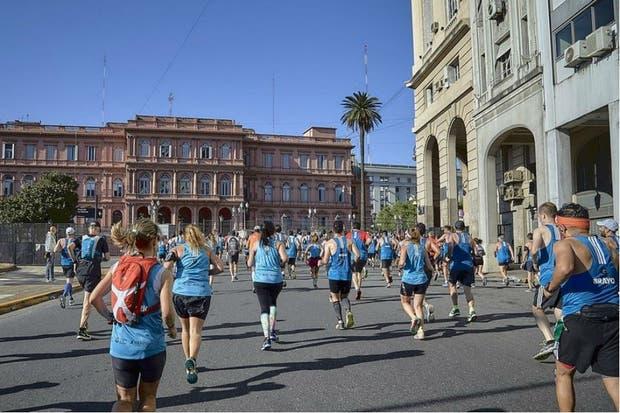 Maratón de Buenos Aires 2016