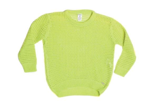 Suéter calado (Cheeky, $199).