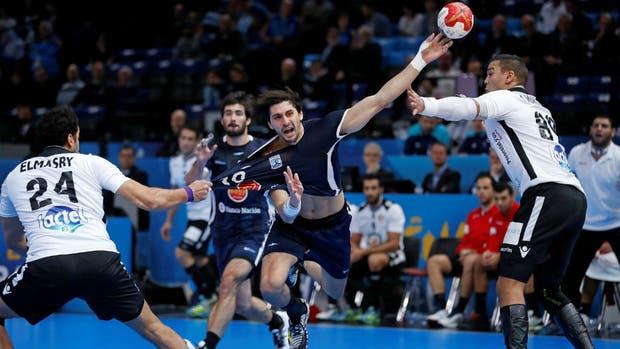 Mundial de handball: los Gladiadores fueron eliminados
