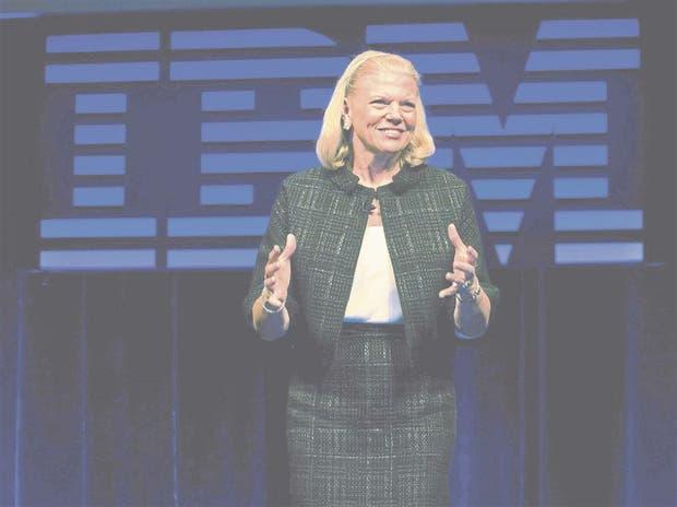 Los ingresos de IBM están creciendo