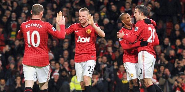Manchester United también ganó