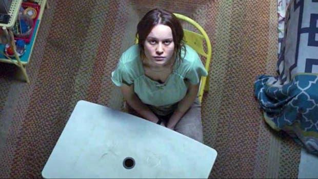 Brie Larson en La habitación, la película que podría darle su primer Oscar