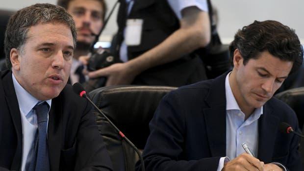 Dujovne expone en Diputados sobre la reforma tributaria y el presupuesto 2018