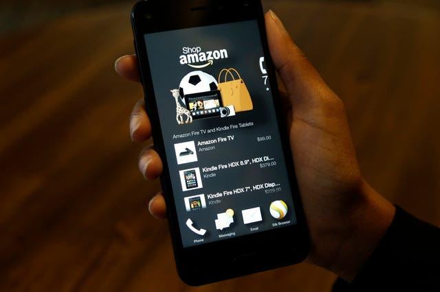 El smartphone Amazon Fire, uno de los más sonados fracasos de la compañía