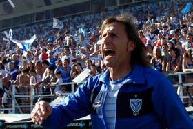 Gareca asumió en 2009; desde allí, en el resto de los clubes, pasaron 133 técnicos