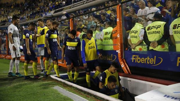 Boca dejó pasar una buena chance de afirmarse en la cima del campeonato