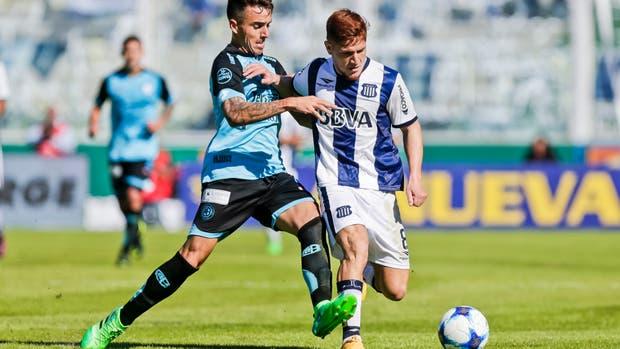 Talleres y Belgrano empataron otra vez