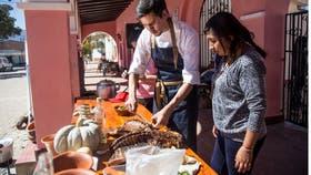 Jóvenes cocineros, como Tupac Guantay, al rescate de lo auténtico, con una vuelta de tuerca