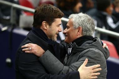 La amistad entre Pochettino y Mourinho, más allá de las contingencias del mercado de pases